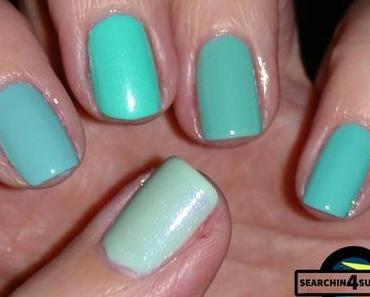 [Nails] Lacke in Farbe ... und bunt! & Gedankensplitter mit einem MINT-Allerlei