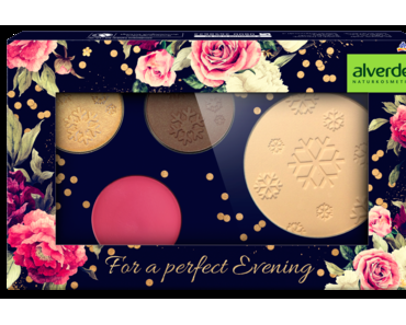 "[NEU bei dm] ""For a perfect Evening"" – Dein Festtagslook von alverde"
