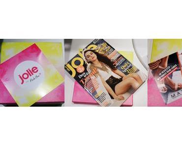 """[Unboxing] Pinkbox """"Jolie Edition"""" vom Juli 2015"""