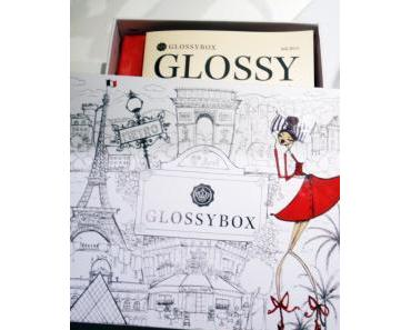 "[Unboxing] GLOSSYBOX ""VIVE LA FRANCE EDITION"" VOM JULI 2015"