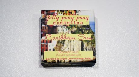 [Review] Caribbean Sun Bronzer Duo von Jelly Pong Pong | 3g | € 27,50