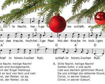 Hier finden Sie gemeinfreie Weihnachtslieder