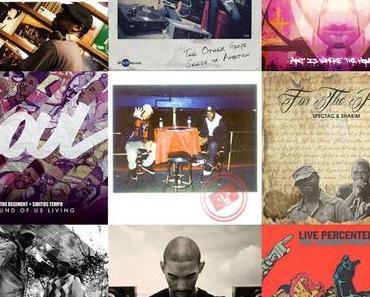 HiPNOTT RECORDS verschenkt zu THANKSGIVING 10 Alben aus seinem BACK CATALOG !