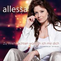 Allessa - Zu Weihnachten Wünsch Ich Mir Dich