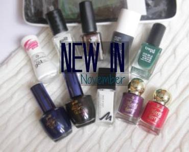 [New In] November