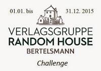 [Random House Challenge 2015] 11. Monat - Lesefortschritt