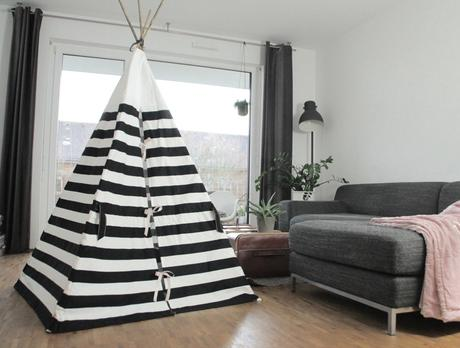 diy tipi. Black Bedroom Furniture Sets. Home Design Ideas