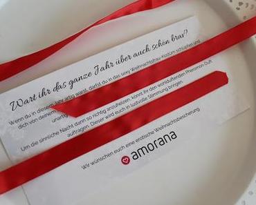 Amorana Lovebox Weihnachtsedition|Geschenkeidee für eure/n Liebste/n