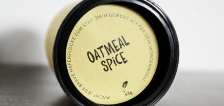 Just Spices – Oatmeal Spice