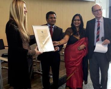 Gisela-Bonn-Preis 2015 an Anja Bohnhof verliehen