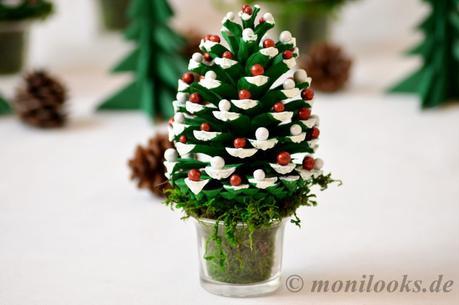 Diy weihnachtsdeko wie tannenzapfen zu tannenb umchen for Weihnachtsdeko mit tannenzapfen