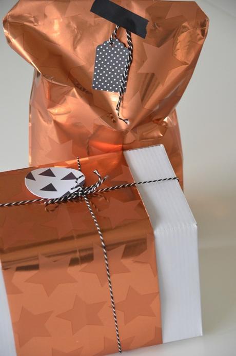 ( Weihnachts )Geschenke verpacken