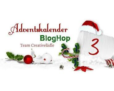 Stampin UP! Team Adventskalender Nr. 3