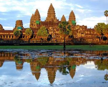 Siem Reap, das Tor zur Angkor Tempelanlage