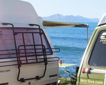 """Club Camper Mallorca"" säubert den Strand"