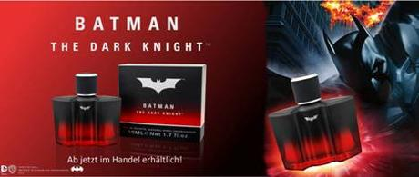 Weihnachts-Geschenkidee BATMAN THE DARK KNIGHT EDT for Men