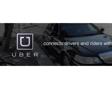 Fahrdienst Uber mit mehr als 60 Milliarden bewertet