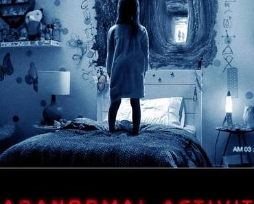 Filmvorstellung: Paranormal Activity 5: The Ghost Dimension