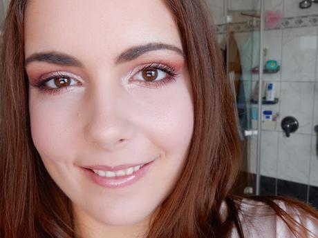 Augen Make Up Inspired By Lena Gercke