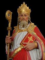 Der Heilige Nikolaus • Patron der Pfandleiher und Bankiers