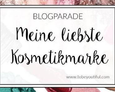 A butterfly: [Blogparade] My most prevered Make-up Brand!