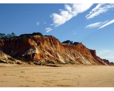 Traumstrände der Algarve