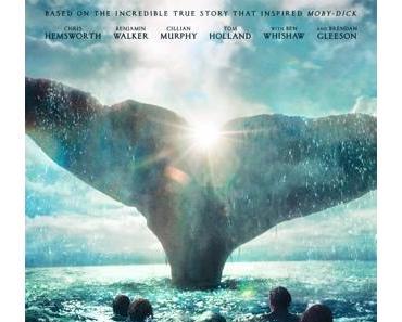 Review: IM HERZEN DER SEE – Angesicht zu Angesicht mit dem Riesenwal