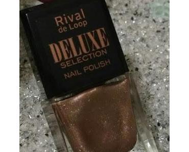 [Nails] #nailsreloadedchallenge mit Rival de Loop DELUXE SELECTION 02 COPPER BLAZE