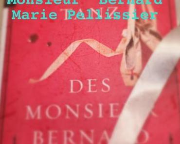 Der tödliche Tanz des Monsieur Bernard – Ein Paris-Krimi