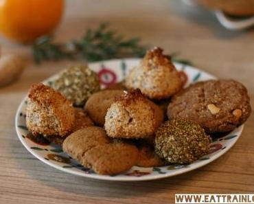 Clean Eating Keksrezepte für eure Weihnachtsbäckerei