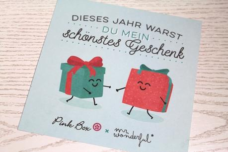 Pinkbox-Boxenwahnsinn: Oktober & November!