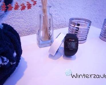 ❄️ Winterzauber ❄️ – Kampf gegen den Winterspeck 🏋 Polar Fitnessuhren im Test 🏅