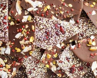 Schokoladenbruch selbstgemacht
