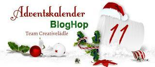 Stampin UP Team Adventskalender Nr. 11