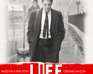 Review: LIFE - James Dean und der Regen