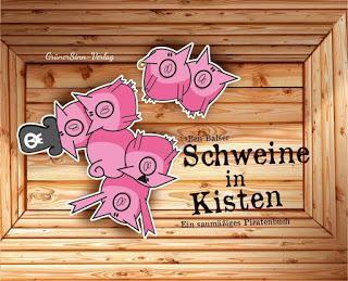 13. Türchen: Schweine in Kisten