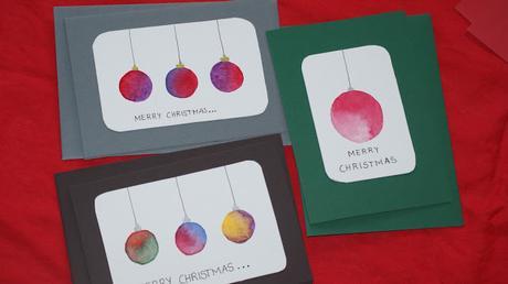 Weihnachtskarten selber basteln diy for Originelle weihnachtskarten selber basteln