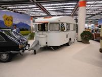 Der Charme historischer Wohnwagen & Wohnmobile