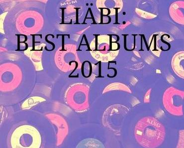 Best Albums of 2015: Part I (Marino)