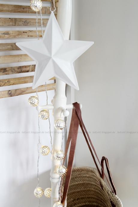 Weihnachten im b ro und die wohl modernste art eines - Adventskranz englisch ...
