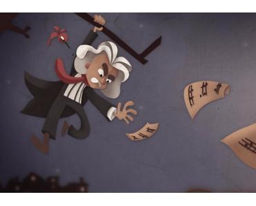 Google Doodle: Ludwig van Beethoven wäre heute 245 Jahre alt