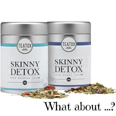 A butterfly: [Review] What about Skinny Detox?