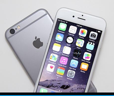 iPhone 6 Spacegrau