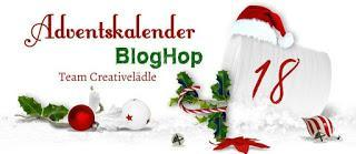 Stampin UP! Team Adventskalender Nr. 18