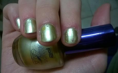 [Nails Saturday] Astor Fashion Studio Chic Countryside Matte Collection 402 Mohair Red Coat (LE) + p2 Fabulous Beauty Gala sweet addiction nail polish 030 glorified gold (LE) + Gewinn :D