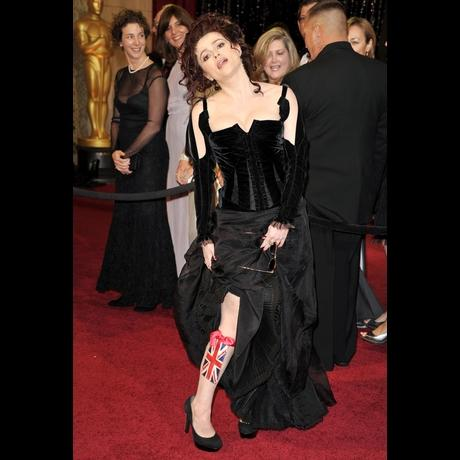 academy awards 2011 - worst dressed