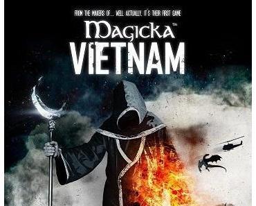 Magicka Vietnam Angekündigt