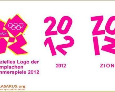 "Logo, ""Zion"" überall"