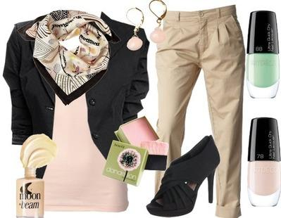 Business outfit fr hlingstrends 2011 - Stylefruits mobel ...