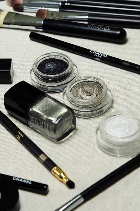 Chanel. Black Pearl war gestern - nun kommt Graphite!